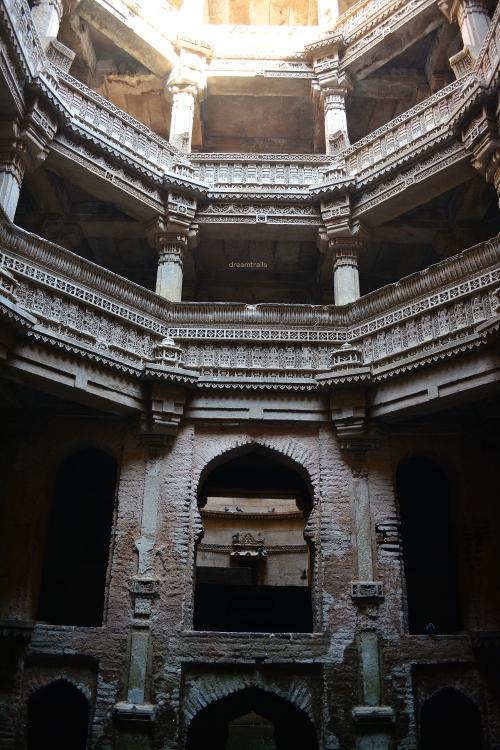 Adalaj Stepwell, Gujarat
