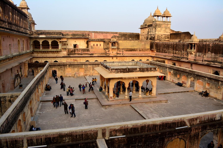 Amer Fort, Amber Fort, Jaipur, Rajasthan
