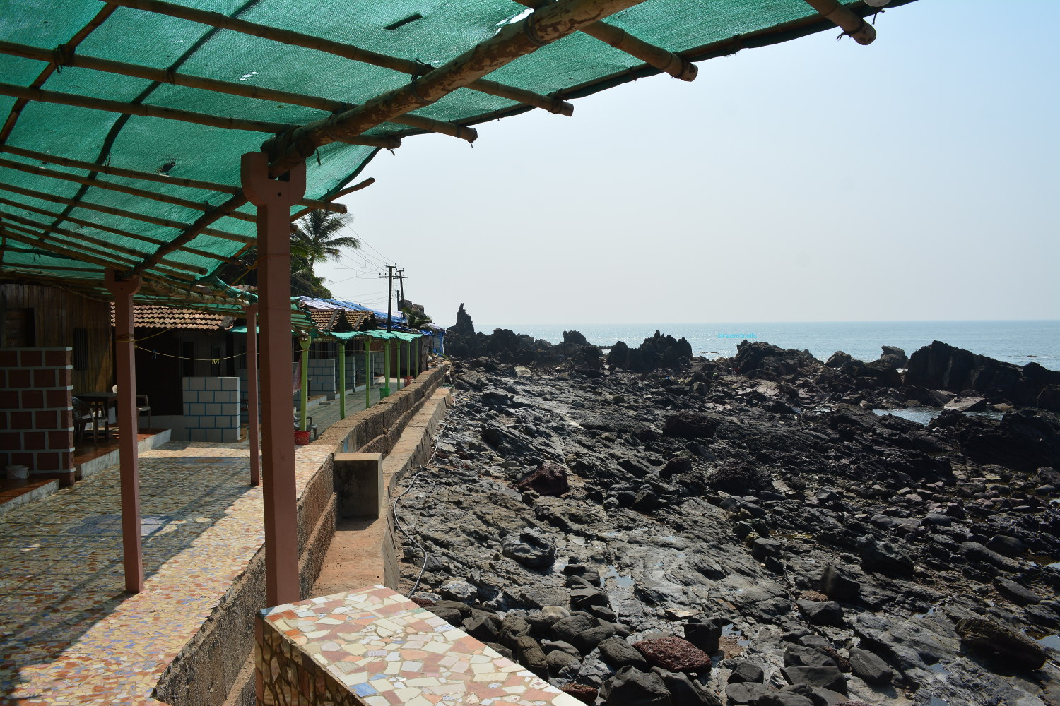 Guest Rooms at Arambol Beach