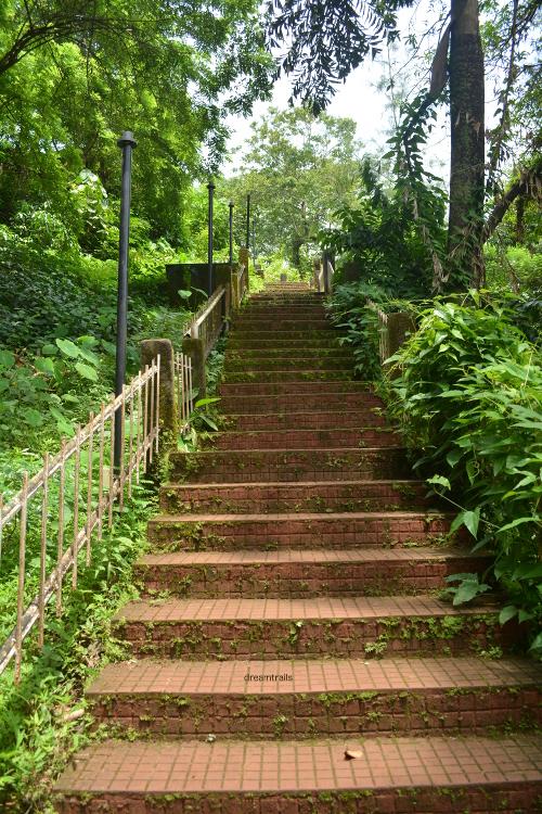 Aravalem / Harvalem Falls, Goa