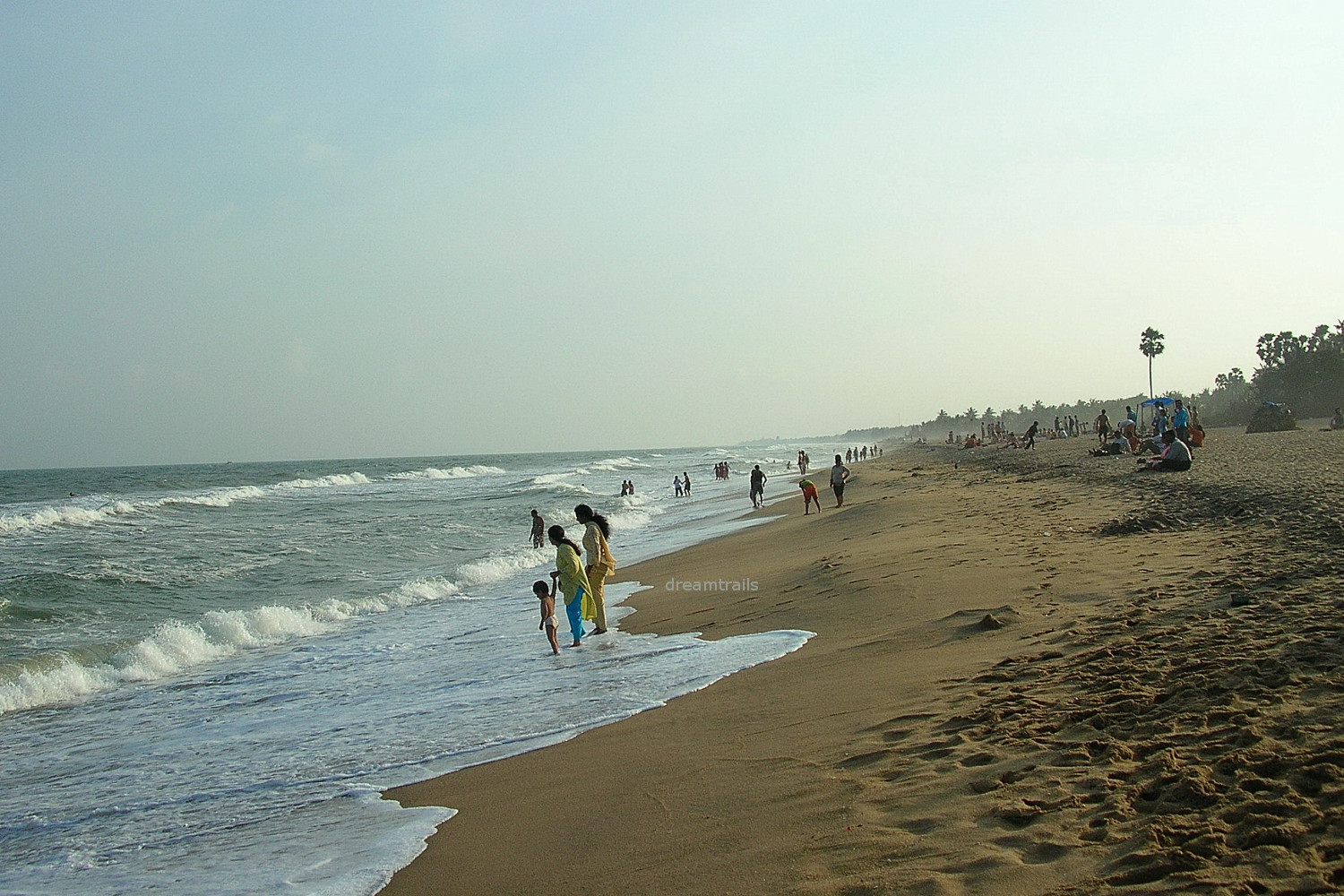 Auro Beach, Pondicherry