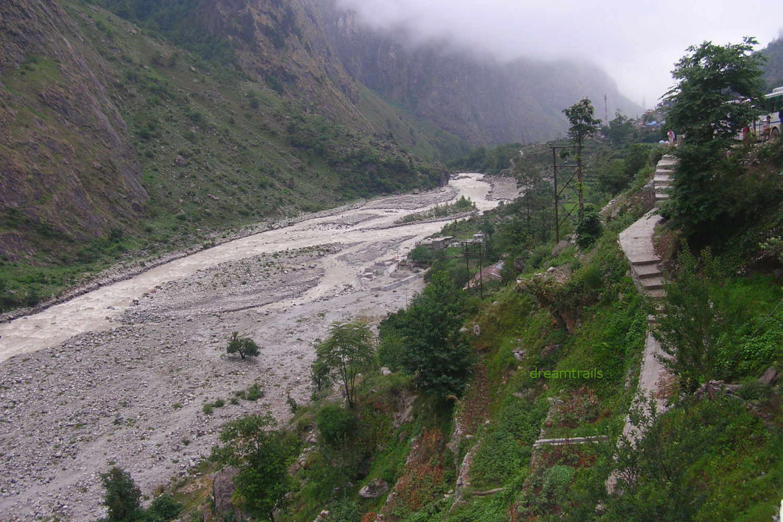 River Alaknanda