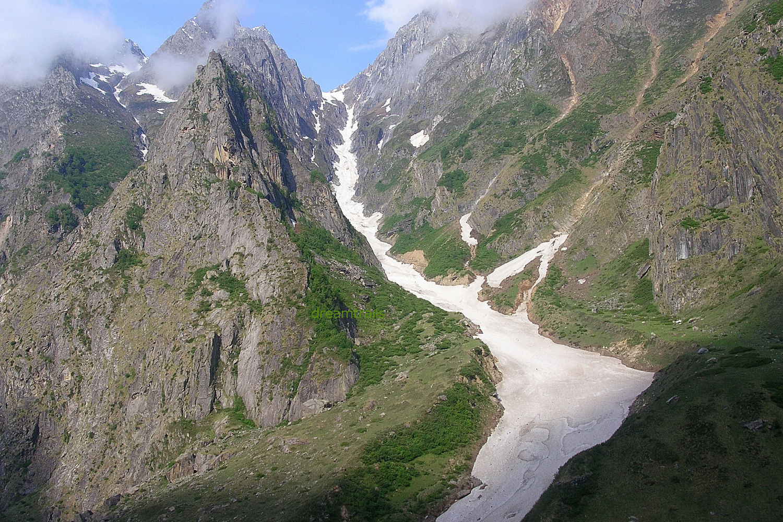 Himalayas, Badrinath