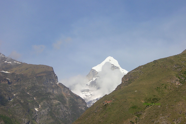 Nilkant Mountain, Badrinath