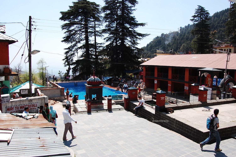 Bhagsunag Temple, Dharamsala, Himachal Pradesh