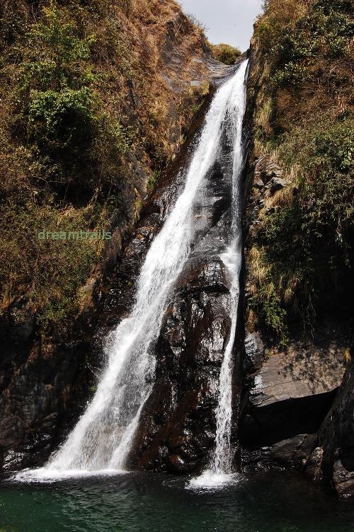 Bhagsunag Waterfalls, Dharamsala, Himachal Pradesh