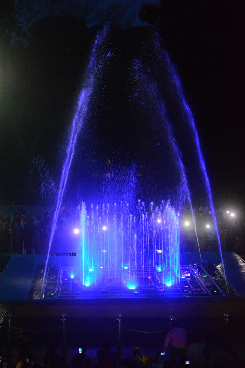 Brindavan Gardens, Mysore, Karnataka