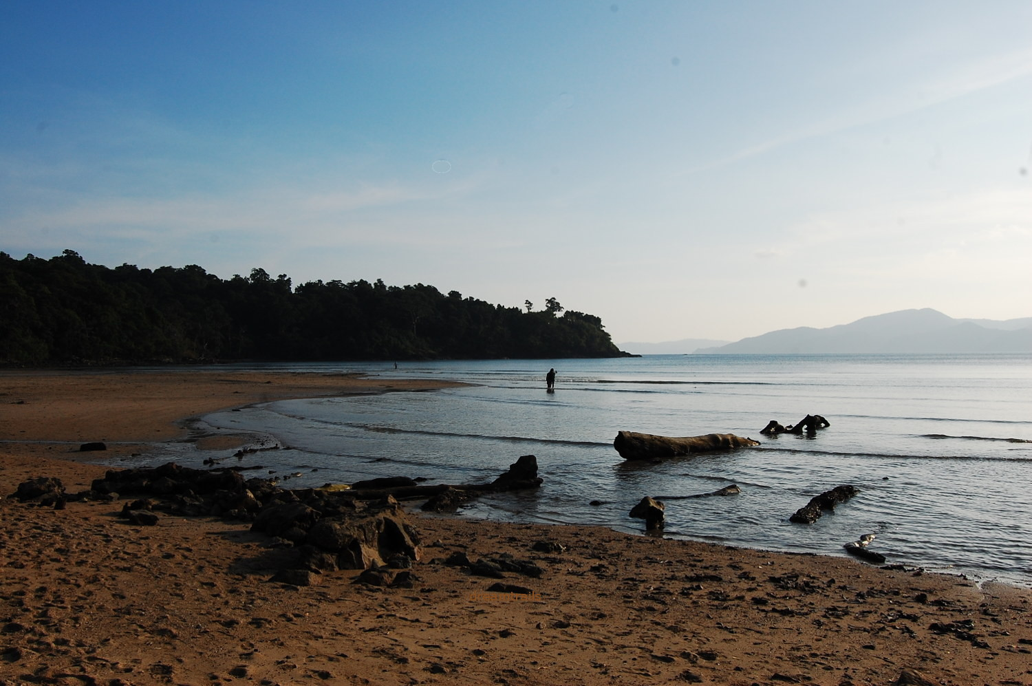 Chidiya Tapu Beach, Andaman & Nicobar Islands