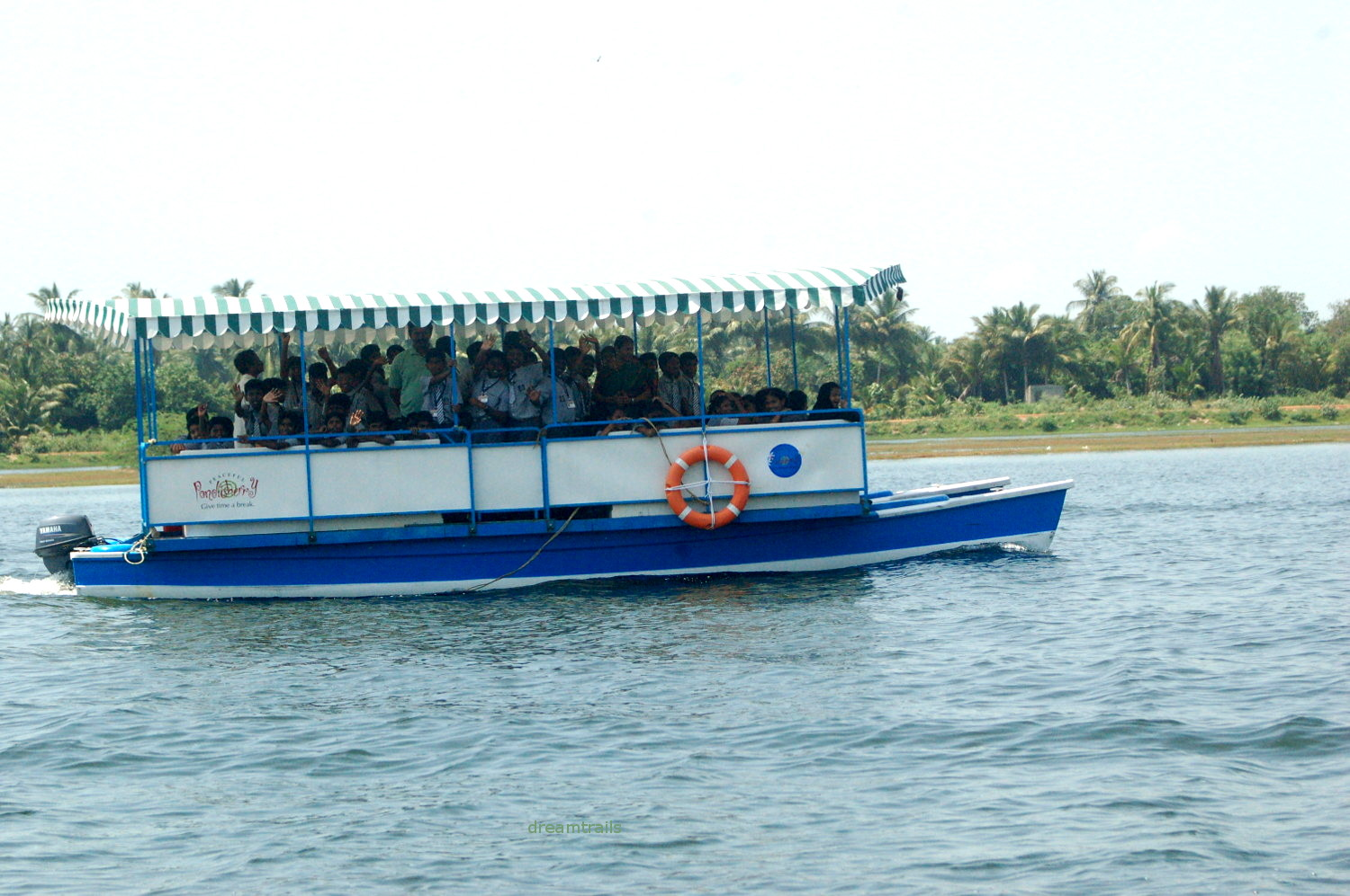Chunnambar Boat House, Pondicherry