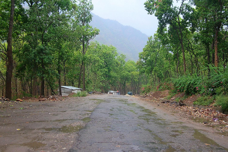Near Devprayag