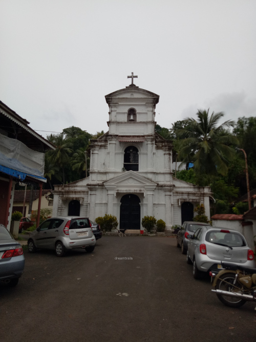 St. Sebastian Chapel Fontainhas Goa