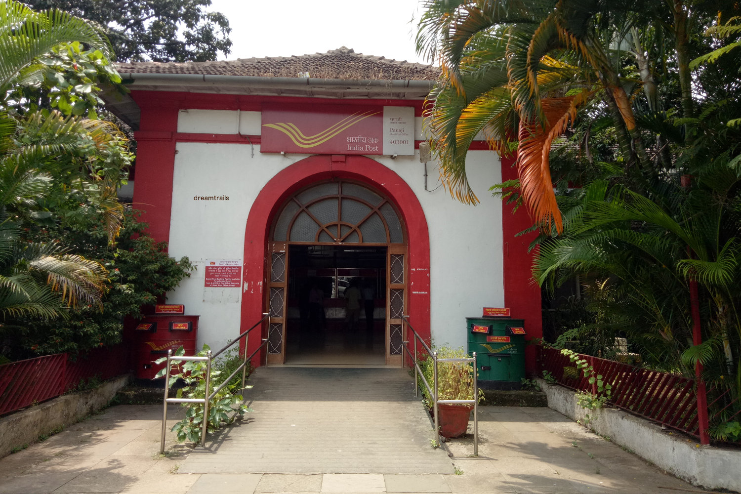 Post Office Panjim