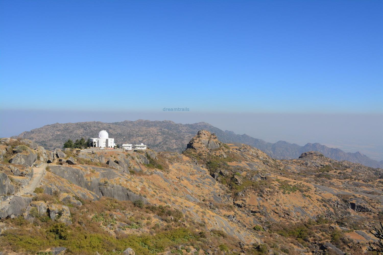 Gurshikhar, Mount Abu, Rajasthan