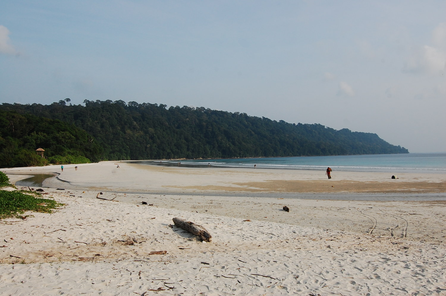 Radhanagar Beach at Havelock, Andaman & Nicobar Islands