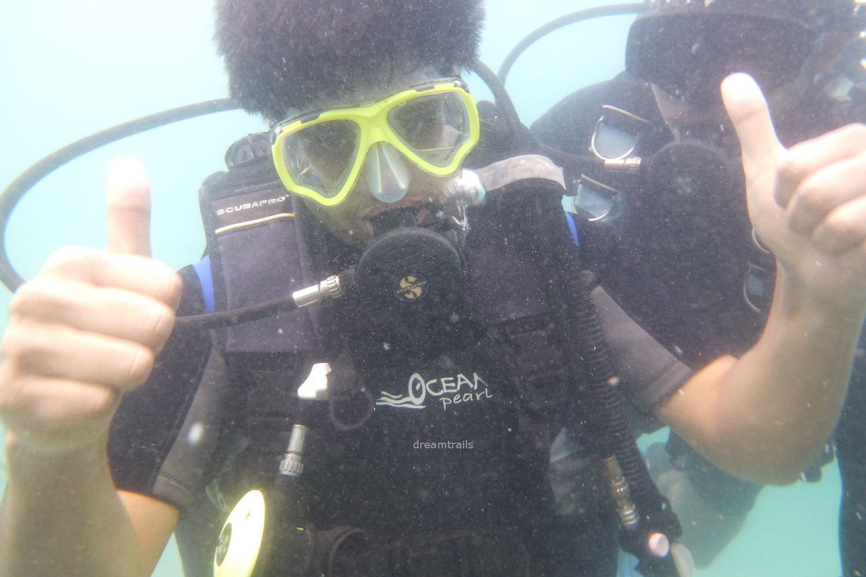 Scuba Diving, Elephant Beach, Havelock, Andaman & Nicobar Islands
