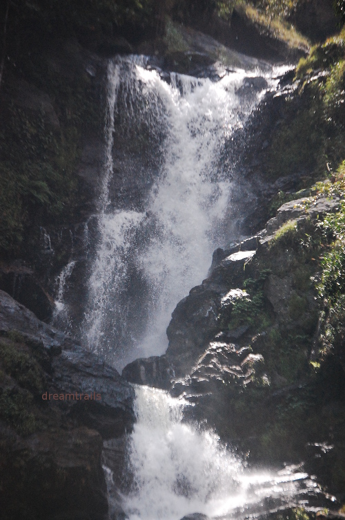 Irupu / Irpu Falls, Karnataka