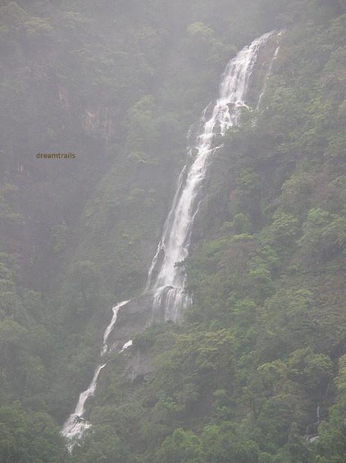 Gerusoppa Falls, Jog Falls, Karnataka