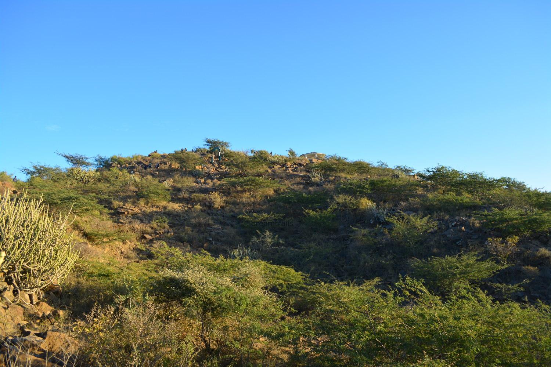 Hills surrounding Kalo Dungar