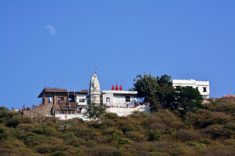 Manasapurna Karani Mata Temple, Udaipur