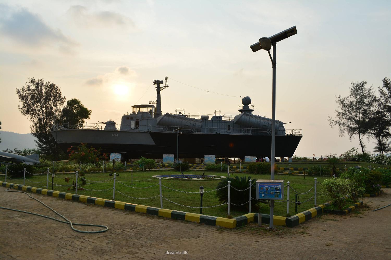 Warship Museum, Karwar, Karnataka