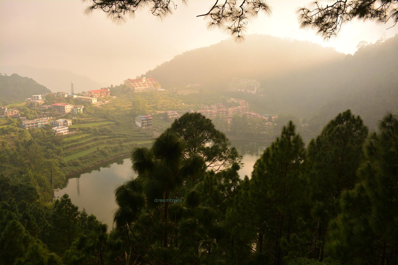 Khurpatal Lake, Nainital, Uttarakhand