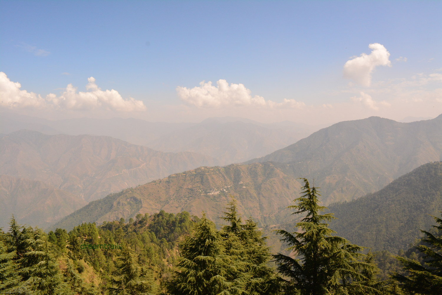 Views from Lal Tibba