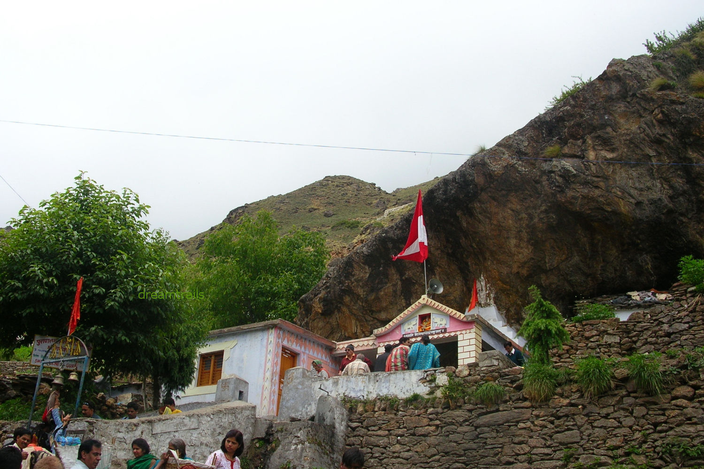 Ganesh Gufa, Mana