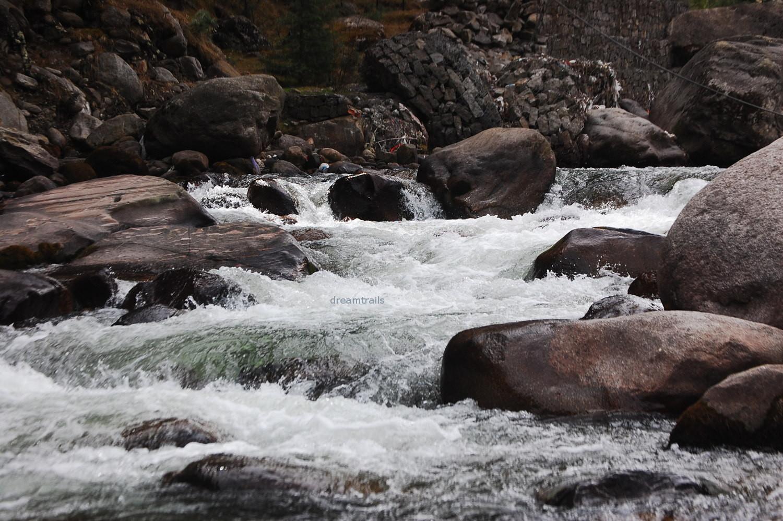 River Beas, Manali, Himachal Pradesh