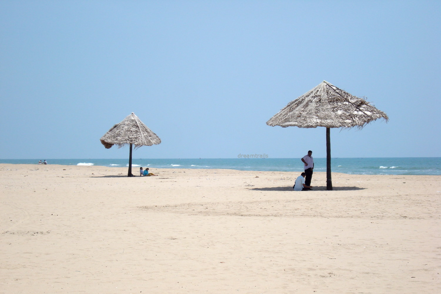 Paradise Beach Paradise On Earth At Pondicherry Dreamtrails