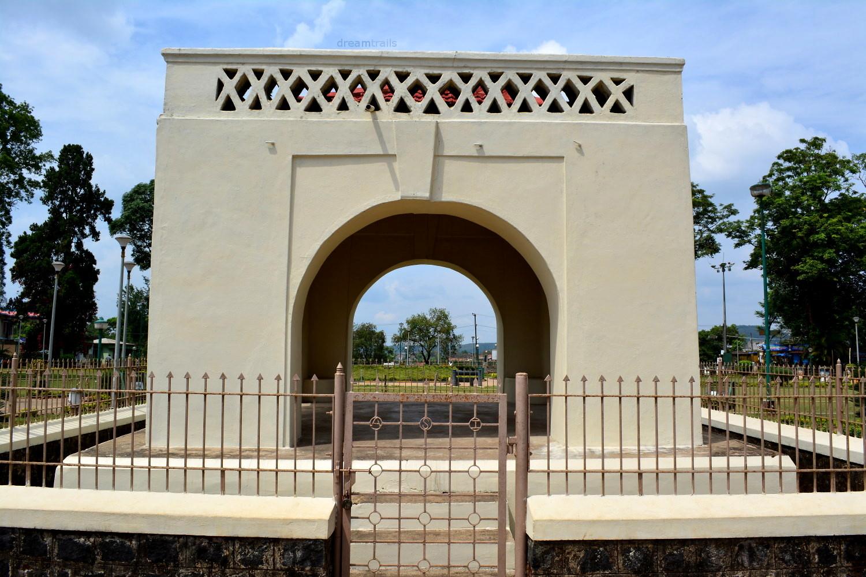 Raja's Seat, Madikeri, Coorg, Kodagu, Karnataka