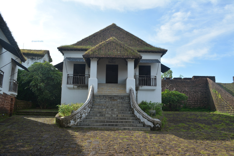 Reis Magos Fort, Goa