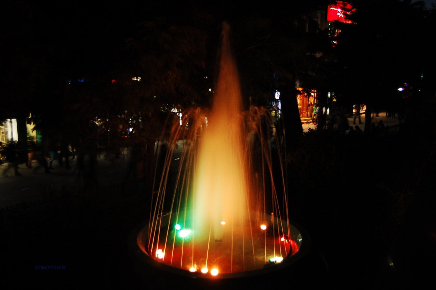Fountain at Shimla