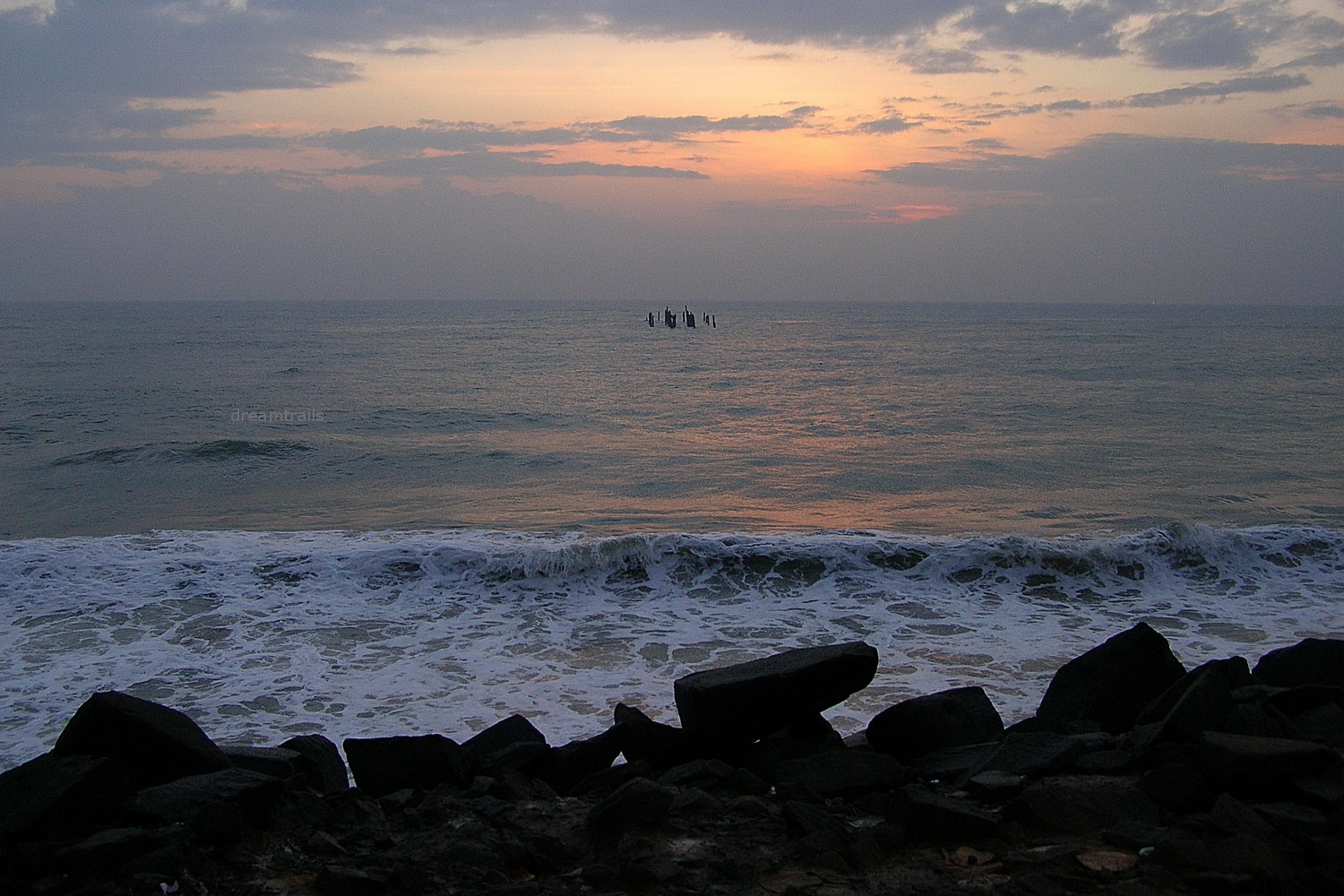 Rock/Promenade Beach, Pondicherry