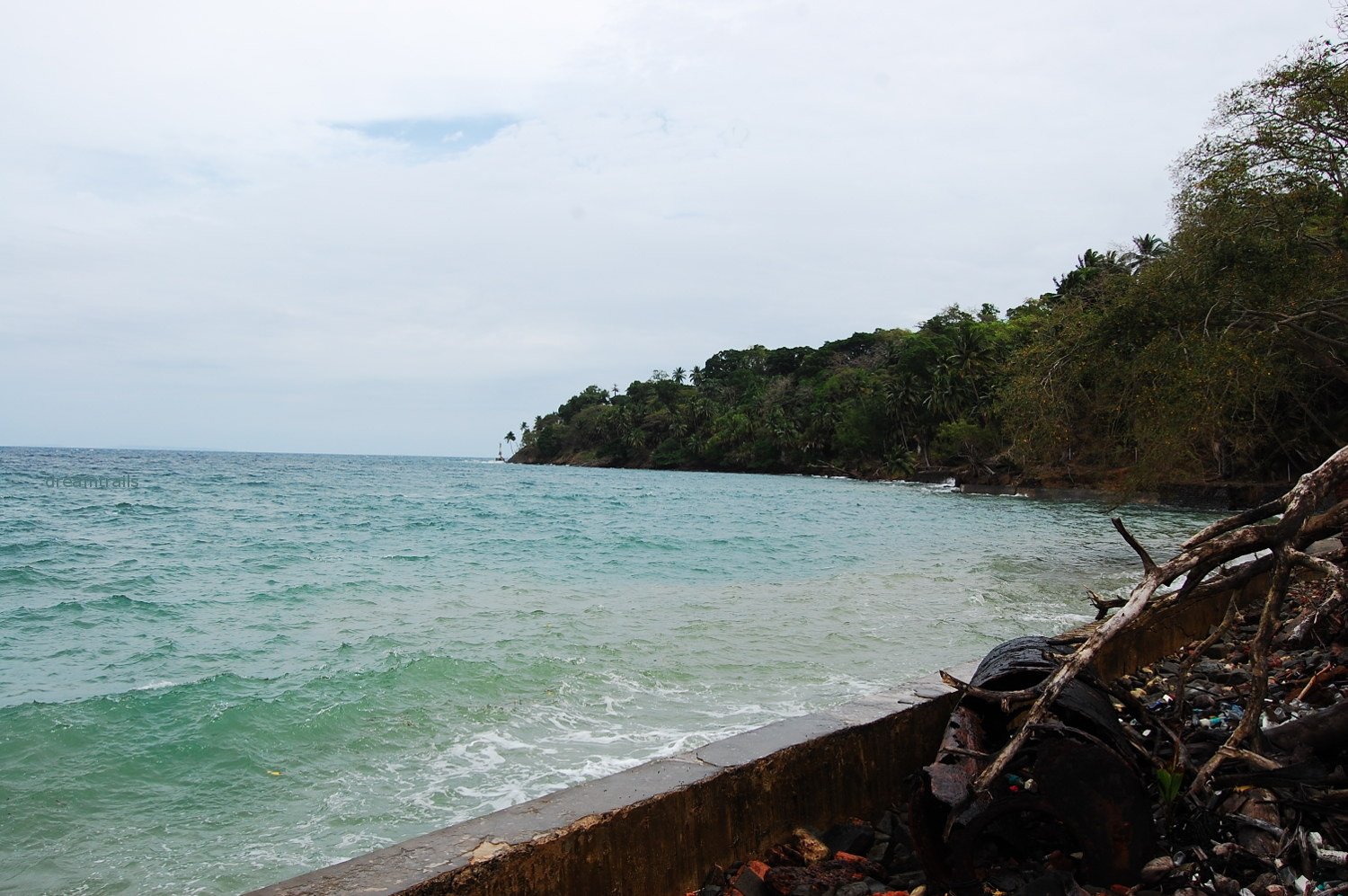 Ross Island, Andaman & Nicobar Islands