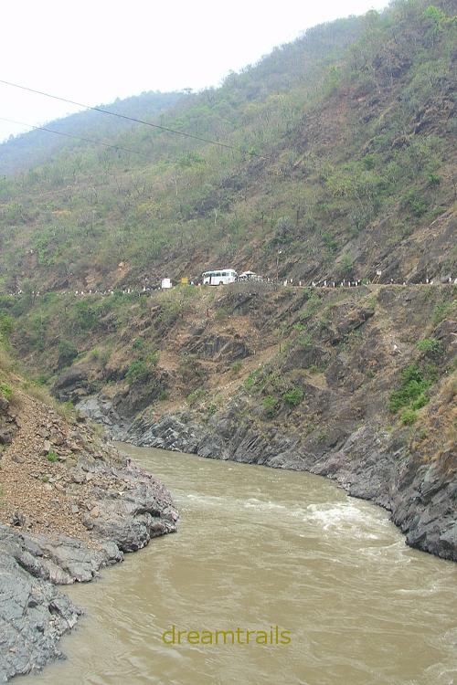 River Mandakini