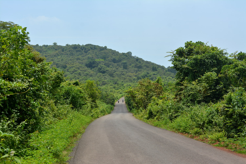 Route to Diwar Island
