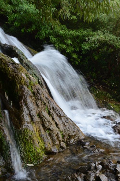 Sariyatal Waterfall, Nainital, Uttarakhand