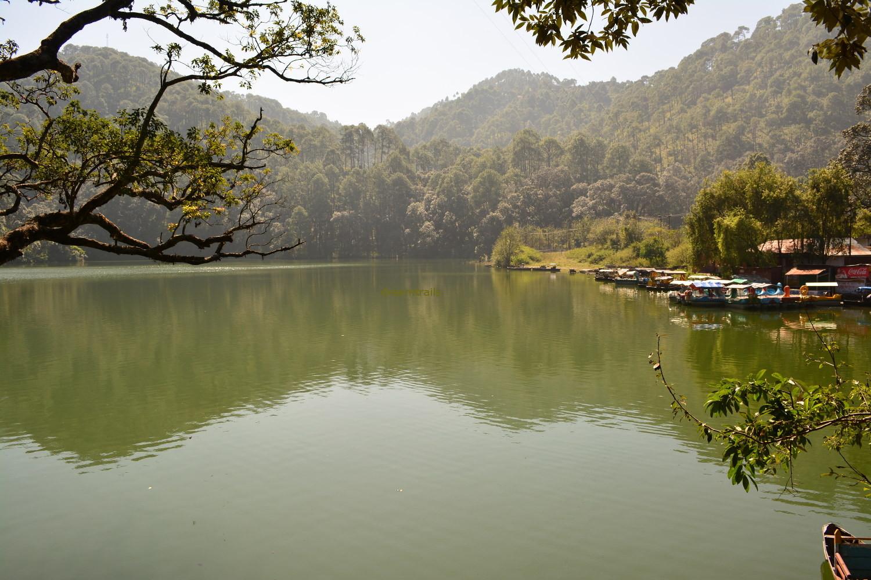 Sattal, near Nainital, Uttarakhand