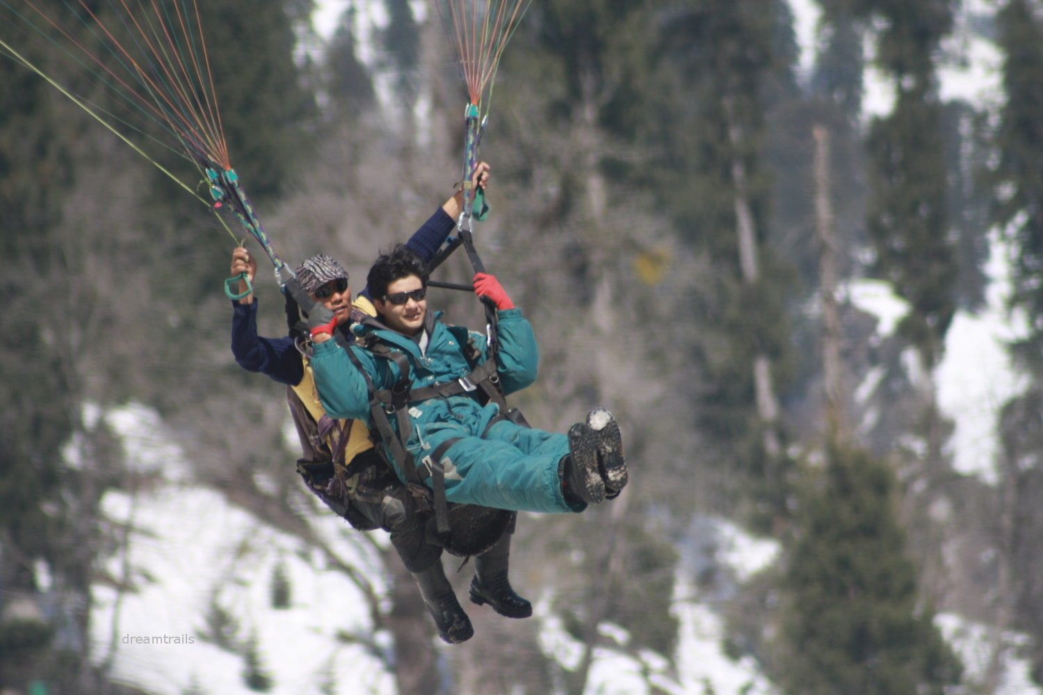 Adventure Sports at Solang Valley, Manali