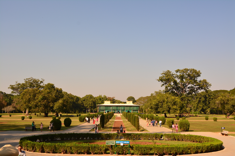 Dariya Daulat Bagh. Srirangapatna, Karnataka, India