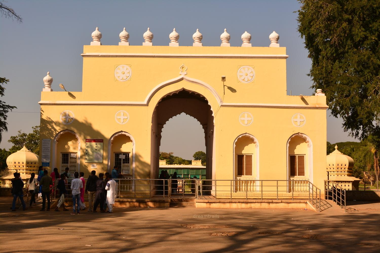 Dariya Daulat Bagh, Srirangapatna, Karnataka, India