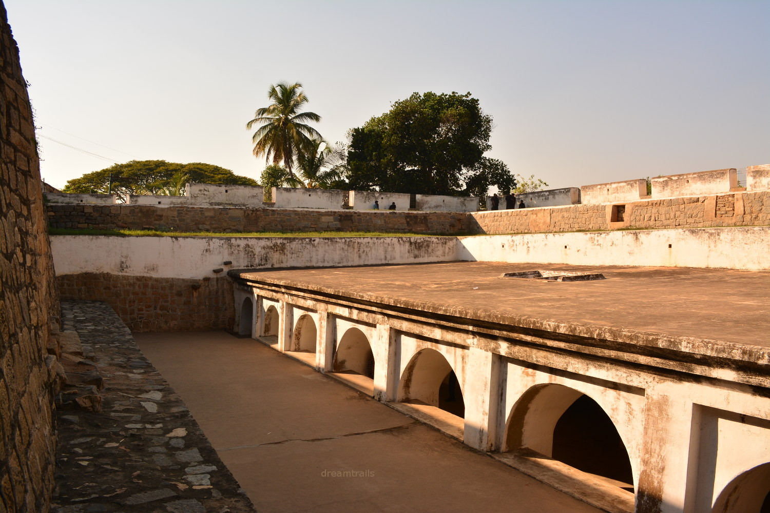 Colonel Bailey's Dungeon, Srirangapatna, Karnataka, India