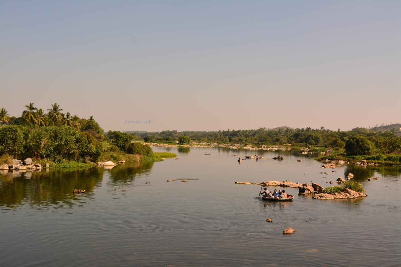 Triveni Sangam, Srirangapatna, Karnataka, India