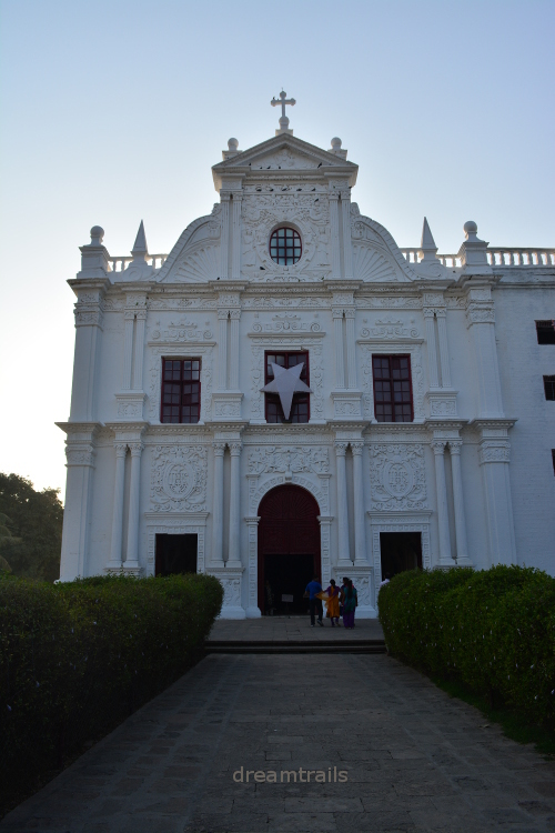 St. Paul's Church, Diu