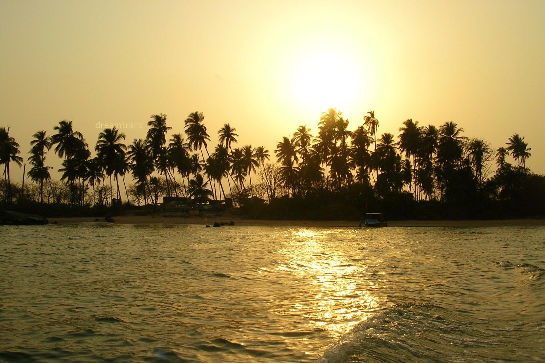 St. Mary's Island, Malpe, Udupi, Karnataka