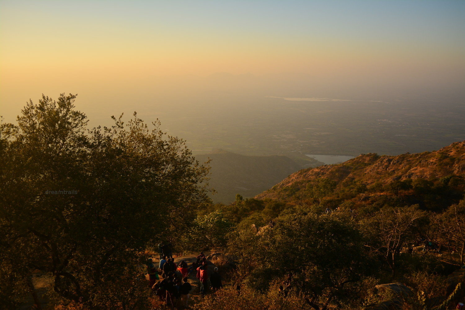 Sunset Point, Mount Abu