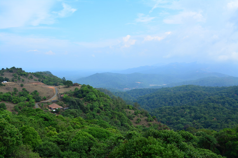 Brahmagiri Hill, Talacauvery, Karnataka