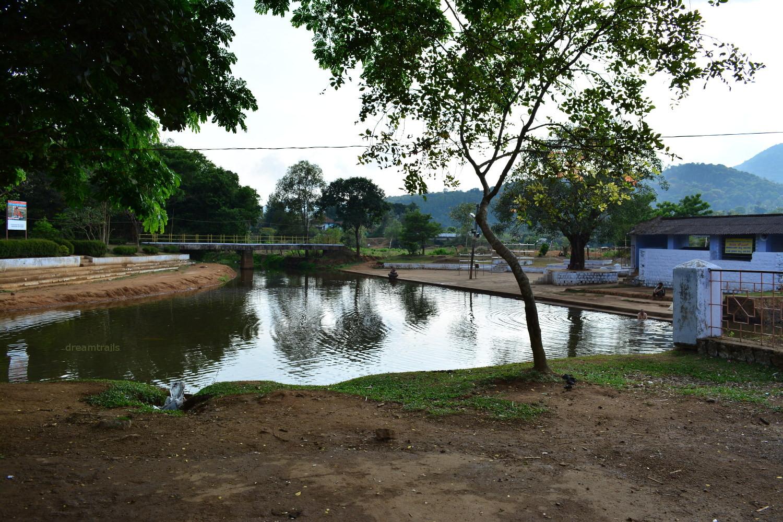 Triveni Sangam, Bhagamandala, Talacauvery, Karnataka