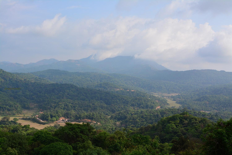 Bhagamandala, Talacauvery, Karnataka