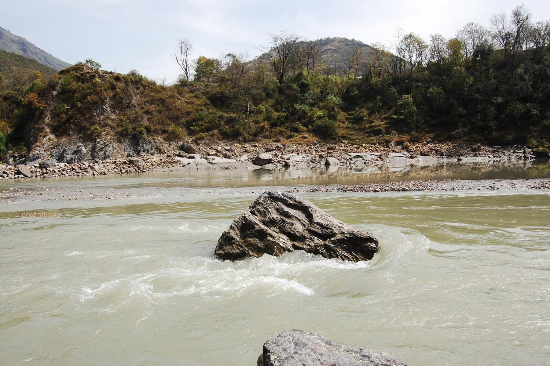 River Sutlej, Tatta Pani/Tattapani